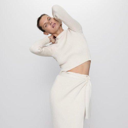 5 looks con los slouchy de Zara, los pantalones de moda