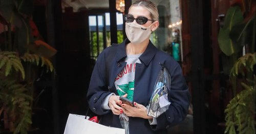 El bolso transparente que encontrarás en Primark y que Michelle Salas lleva esta primavera