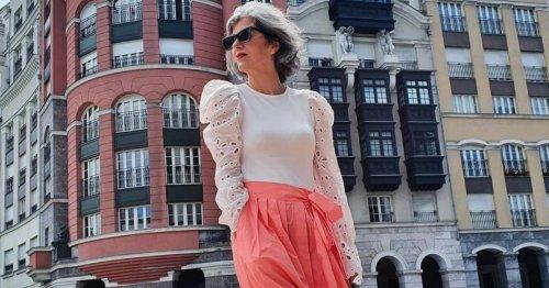 Así es el 'look' moderno (firmado por Zara y H&M) que más gusta a las mujeres de 50 años