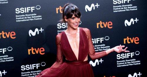 La alfombra roja del Festival de Cine de San Sebastián