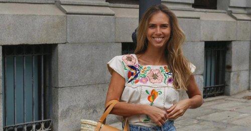 Lucía Bárcena encuentra en Zara el jean que reúne (TODAS) las tendencias del momento