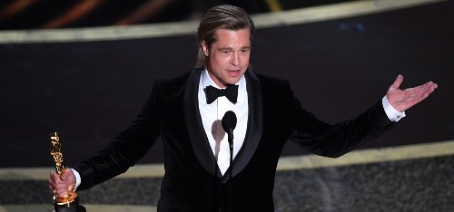 Брэд Питт, Риз Уизерспун и другие знаменитости на сцене «Оскара-2021»: весь список