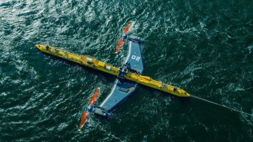 The World's Most Powerful Tidal Turbine Is Almost Complete