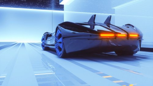 New Shapeshifting Wheels Will Carry You Across Anything, Even Alien Worlds