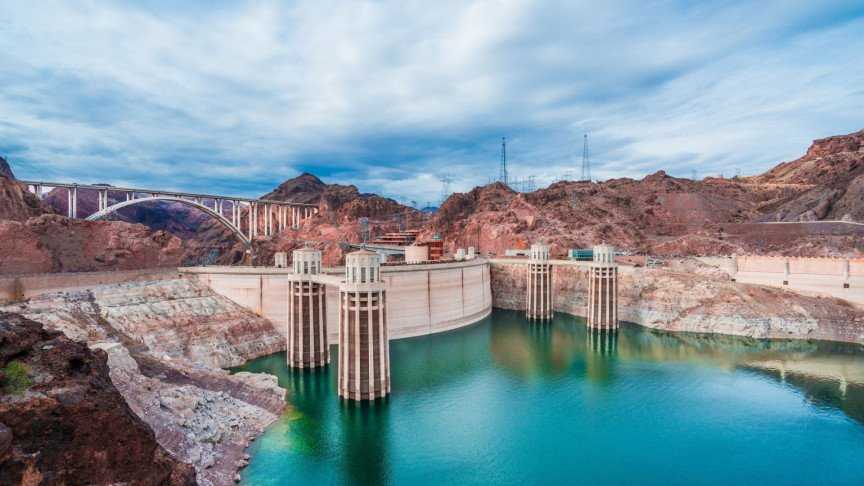 The US May Be About to Declare Its First-Ever Water Shortage