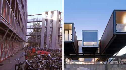 The Rise and Rise of Shipping Containers as Building Materials