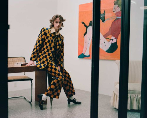 The Rise of Ella Emhoff, Newly Minted Style Star