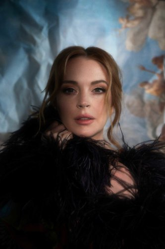 Lindsay Lohan's Guide to Getting Filthy Rich on NFTs
