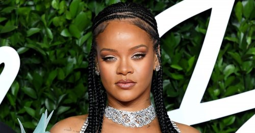 Rihanna's New Crotchless Workout Tights Get Roasted by Fans