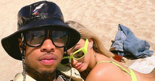 Tyga's Girlfriend Camaryn Swanson Sparks Engagement Rumors With Ring