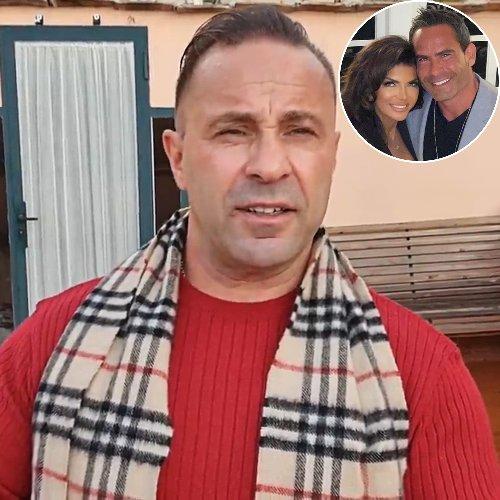 Joe Giudice Says Ex Teresa's New BF Luis 'Louie' Ruelas Is a 'Decent Guy'