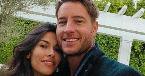 Wedding Bells? Justin Hartley, GF Sofia Pernas Spark Marriage Rumors