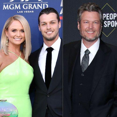 Miranda Lambert's Husband Brendan McLoughlin 'Understands' Her 'Past' With Ex Blake Shelton