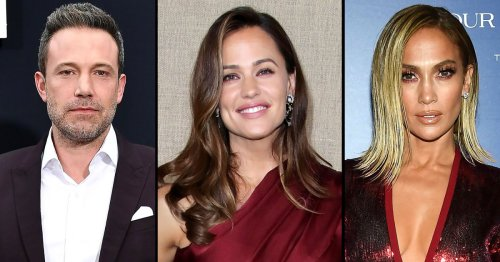Ben Affleck, Jennifer Garner Spend Time With Son Amid Romance With J. Lo