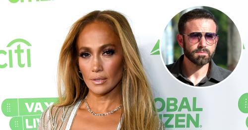 Jennifer Lopez Reflects on 'Great Love' Amid Ben Affleck Romance Rumors