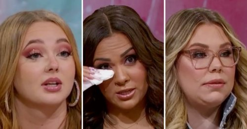 'Teen Mom 2' Reunion Moments: Jade Reflects on Plastic Surgery, More