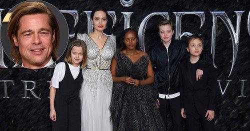 Angelina Jolie Gives Rare Update on Her 6 Kids Amid Brad Pitt Divorce