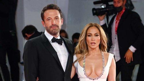 Jennifer Lopez, Ben Affleck Make Red Carpet Debut at Venice Film Festival Amid Rekindled Romance