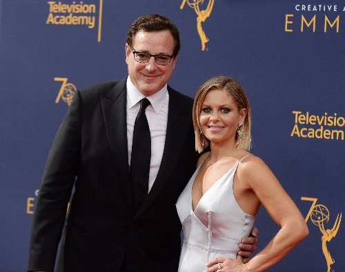 Bob Saget Slams Claims 'Full House' Costar Candace Cameron Bure Is 'Fake': She's 'Perky'