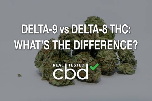 Delta-9 vs Delta-8 THC: What's the Difference?