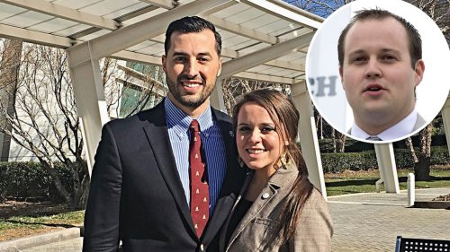 Jeremy Vuolo and Jinger 'Horrified' of Josh Duggar's Child Porn Charges: We Want 'Justice Carried Out'