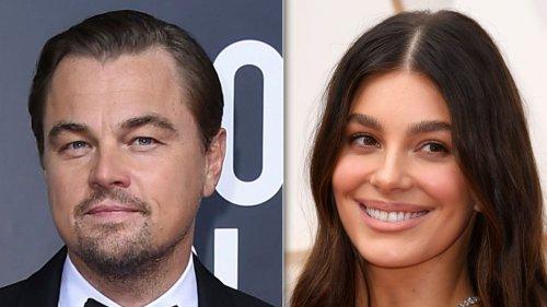 Leonardo DiCaprio's Girlfriend Camila Morrone Shows the Actor Rare Public Support