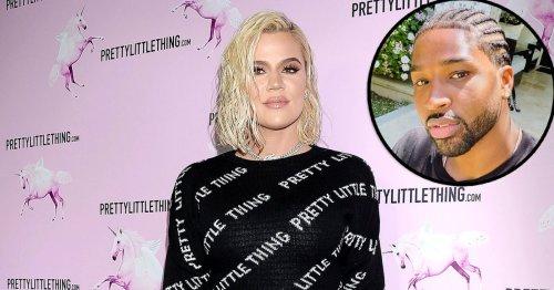 Khloe Kardashian Likes 'Baddest Bitch' Tweet Amid Split From Tristan Thompson