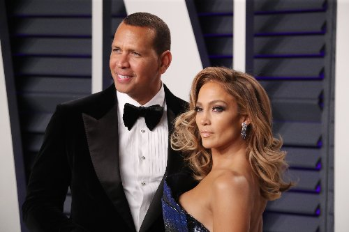 Awk? Alex Rodriguez Shared Romantic Tribute to Jennifer Lopez Hours Before Their Split