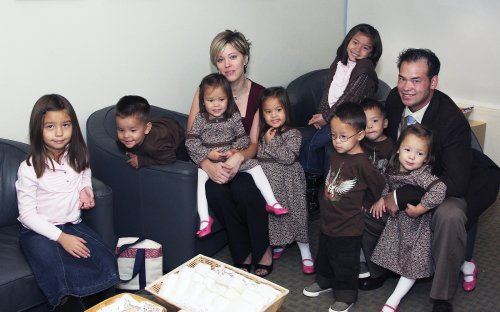 Inside Jon and Kate Gosselin's 'Lay Low Approach' to Sextuplets on Social Media Amid B-Day Silence