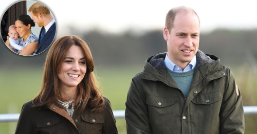 Fans Call Out Prince William, Duchess Kate Over Archie's 2nd B-Day Post