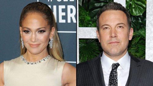 Jennifer Lopez Steps Out Wearing Ben Affleck's Shirt Amid On-Again Romance