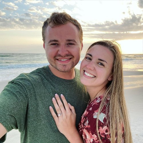 Ooh, La La! Counting On's Jed Duggar Packs on the PDA With New Wife Katey Nakatsu After Wedding