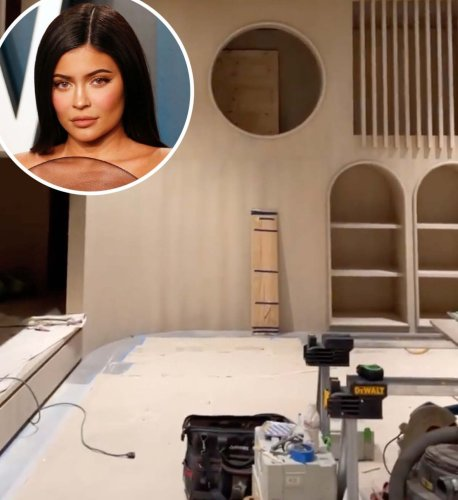 Pregnant Kylie Jenner Shares Behind-the-Scenes Look at Stormi's Luxurious New Playroom
