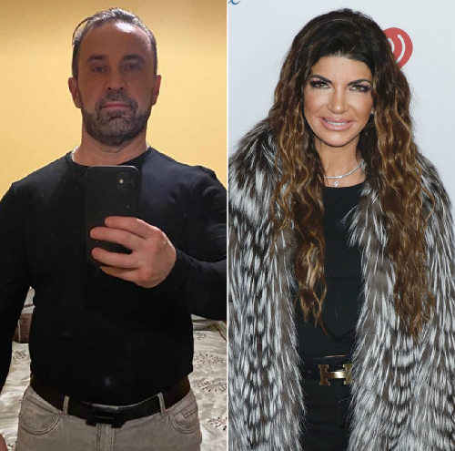 Joe Giudice Says He and Teresa 'Do the Best We Can' With Coparenting After Divorce