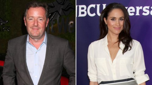 Piers Morgan Blasts Meghan Markle's New Children's Book Amid Her Estranged Relationship With Dad Tom