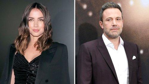 Ana de Armas Reportedly Dating Tinder Exec 5 Months After Ben Affleck Split: Who Is Paul Boukadakis?