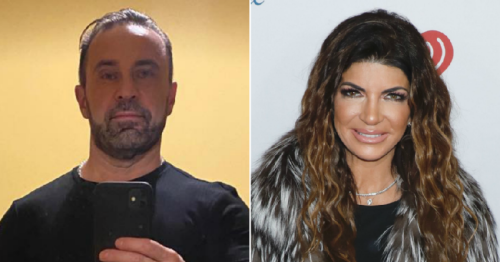 Exclusive: Joe Giudice Says He and Teresa 'Do the Best We Can' With Coparenting