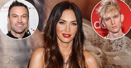 Megan Fox's Dating History: Exes Before Boyfriend Machine Gun Kelly