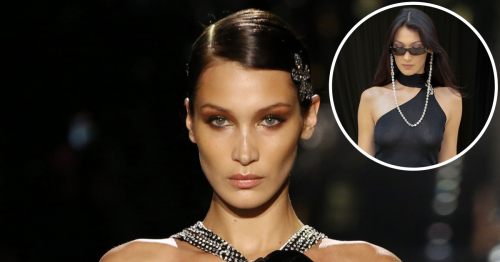 Fashion Forward! See Photos of Bella Hadid Going Braless Over the Years