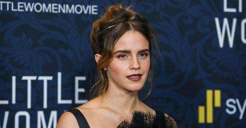 Emma Watson Shuts Down Rumors She's Engaged to BF Leo Robinton