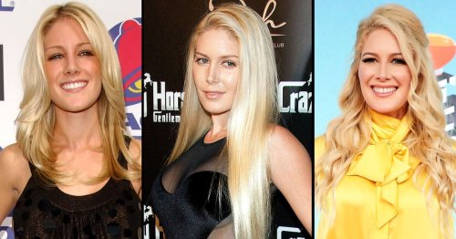 From Reality TV Star to Mom Life! Heidi Montag's Transformation