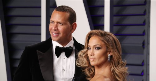 Awk? A-Rod Shared Romantic Tribute to J. Lo Hours Before Split