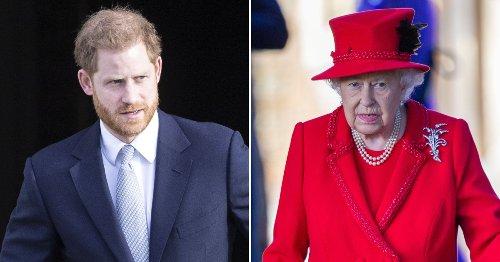 Prince Harry Slammed for Fleeing U.K. Ahead of Queen Elizabeth's Birthday