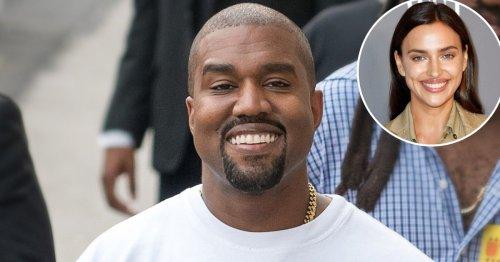 Kanye West 'Really Appreciates' Irina Shayk's 'Sense of Style'