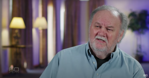 How Thomas Markle Learned About Meghan, Harry's Daughter Lilibet's Birth