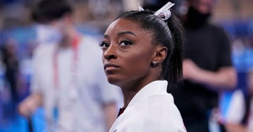 Simone Biles' Biological Mother Speaks Out After Gymnast Exits Olympics