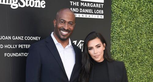 Kim Kardashian Finally Responds to Those Van Jones Dating Rumors on 'KUWTK' Reunion