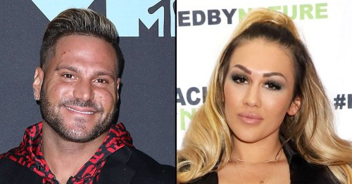 Ronnie Ortiz Spends Time With Daughter at Disneyland After Jen Harley's Arrest
