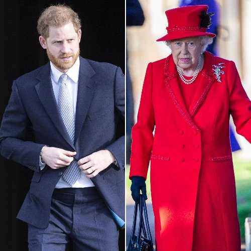 Prince Harry Slammed for Returning to the U.S. After Funeral Ahead of Queen Elizabeth's Birthday