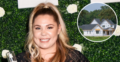 'Teen Mom' Star Kailyn Lowry Builds New Home in Delaware: Photos
